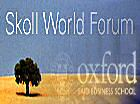 Sohodojo Timlynn and Jim are at ghe  Skoll World Forum on Social Entrepreneurship...