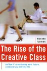 Learn more about the creative class here...