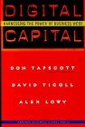 Don Tapscott and company's 'Digital Capital' is a Sohodojo must-read.